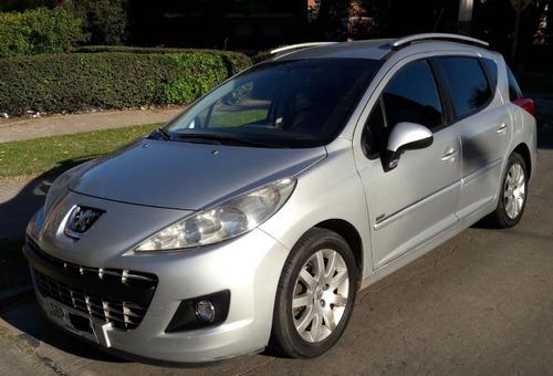 ***liquido*** Peugeot 207 Sw Sportium 1.6 122cv 2012