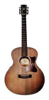 Guitarra Electroacústica Cort Little Cj Pre Fishman Palermo