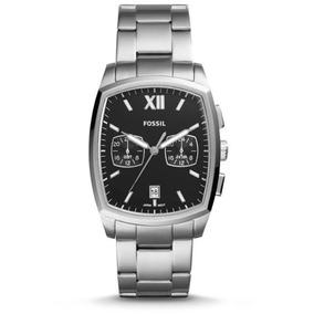 Relógio Fossil Retangular - Fs5358/1pn
