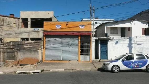 Salão Comercial Para Locação, Jardim Caiuby, 2 Banheiros - 190720a_1-716842