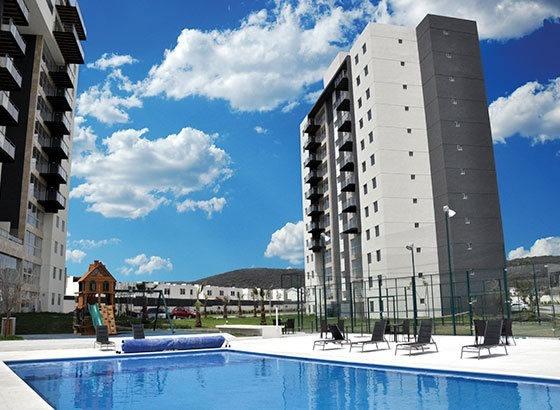Renta Departamento En Habitárea Towers Santa Fe Juriquilla Amueblado