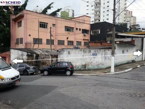 Imagem 1 de 1 de Terreno Na Vila Mascote - Mc2100
