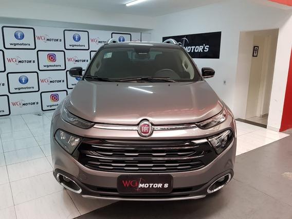 Fiat Toro Volcano 2019 Baixo Km