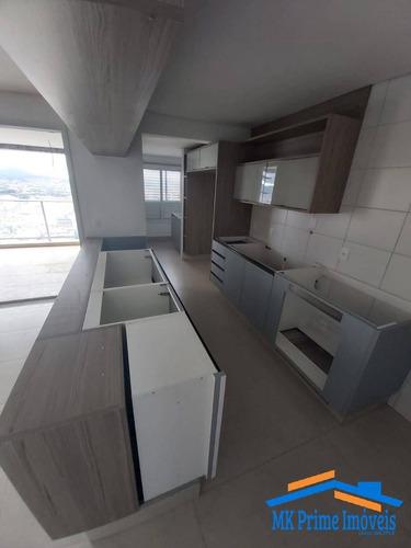 Imagem 1 de 15 de Apartamento 113m2 Com Planejados - No Bela Vista - 2062