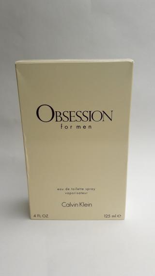Vendo Perfume Obsession Calvin Klein Hombre 125 Ml Original!