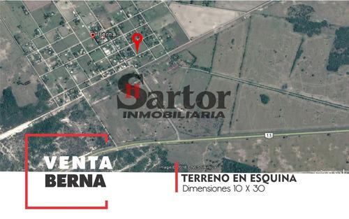 Imagen 1 de 1 de Terreno En Venta En Berna Santa Fe Inmobiliaria Sartor