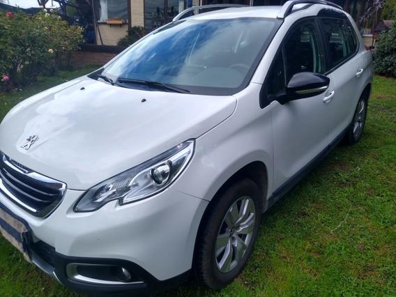 Peugeot 2008- 18500 Km. Impecable. Año 2018. Unico Dueño!!