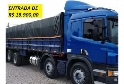 Scania P310 Ano 2015 Bitruck