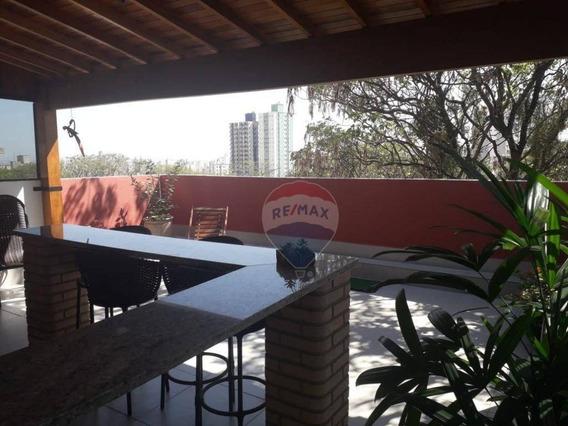 Lindo Apartamento Duplex Com Vista Livre Para Cidade De Piracicaba- 3 Dormitórios E 1 Suíte - Ap0626