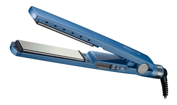 Plancha De Cabello Royal Pro Styliss Nano Titanium