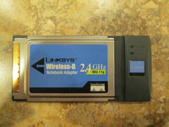 Linksys Wireless G 2,4ghz Wpc54g Ver.3