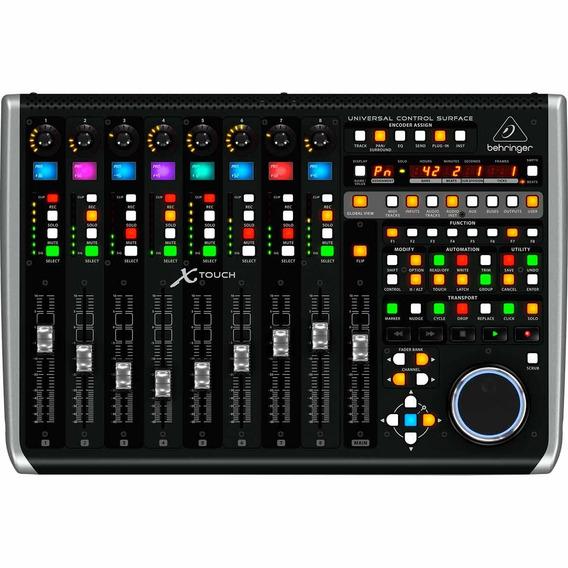Controladora Midi/usb X-touch - Behringer
