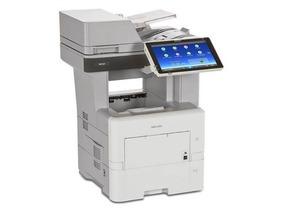 Impressora Multifuncional Ricoh Mp501 Spf