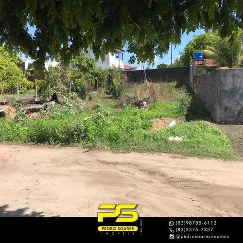 Imagem 1 de 1 de Terreno À Venda, 450 M² Por R$ 45.000 - Village Jacumã - Conde/pb - Te0164