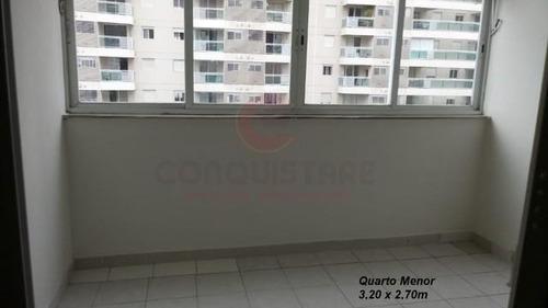 Imagem 1 de 10 de Apartamento Para Locação Em São Paulo, Centro, 2 Dormitórios, 1 Banheiro - Apfe0565_2-1173750