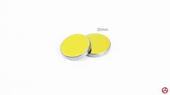 Espejos Para Maquina Láser 20mm Y 25mm