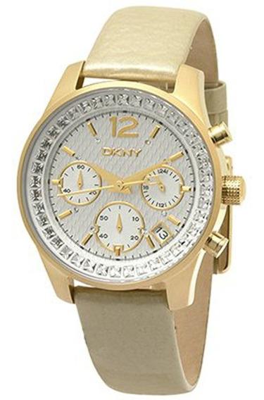 Relógio Dkny - Ny4360n - Golden