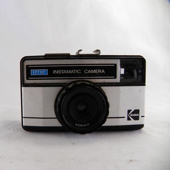 Câmera Fotográfica 177xf Instamatic Kodak - No Estado