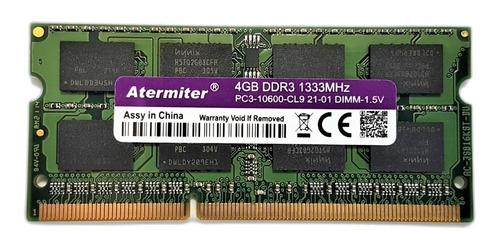 Imagem 1 de 2 de Memória 4gb Ddr3 Notebook Dell N5010