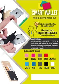 Regalo Empresarial! Smart Wallet! 100% Novedad! X 50 Unidade