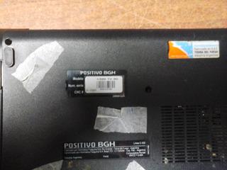 Notebook Bgh Positivo Modelo C520 3d Partes Leer !
