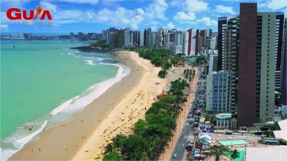 Lindo Flat Na Beira Mar - 1414