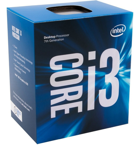 Processador Intel Core I3-7100 Kaby Lake 3.9ghz 3mb