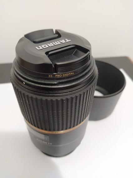 Lente Tamrom Sony Alpha 90mm F2.8 Macro