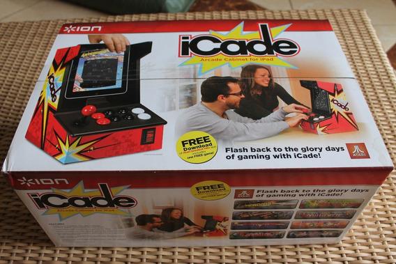 Simulador Arcade Icade Para iPad