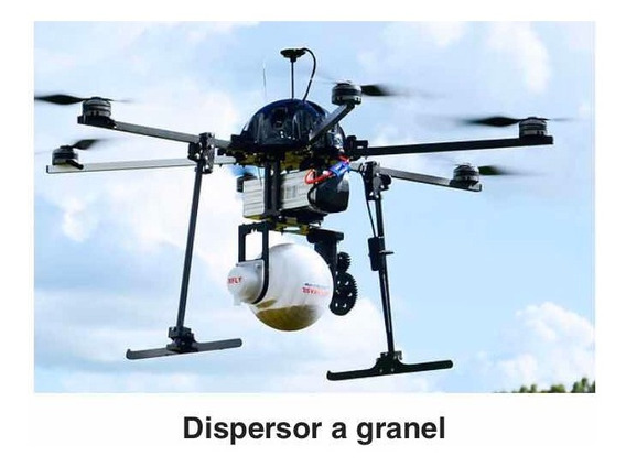 Drone Hexacopter Para Agricultura Digital