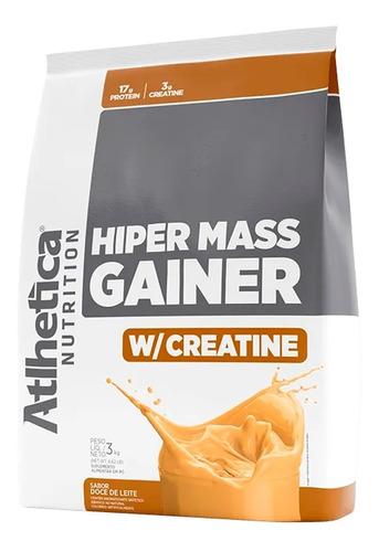 Hiper Mass Gainer 1,5kg - Atlhetica Nutrition / Com Nf