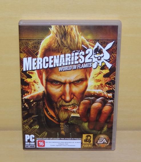 Mercenaries 2 - World In Flames - Pc