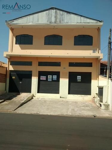 Salão Comercial - Remanso Campineiro - Hortolândia - 13011