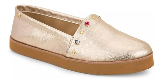 Espadrille Hy Pj3091 Ouro