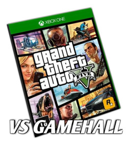 Grand Theft Auto V Gta 5 Xbox One Mídia Digital + Brinde