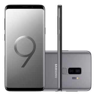 Samsung Galaxy S9+ 128 Gb Cinza-titânio 6 Gb Ram