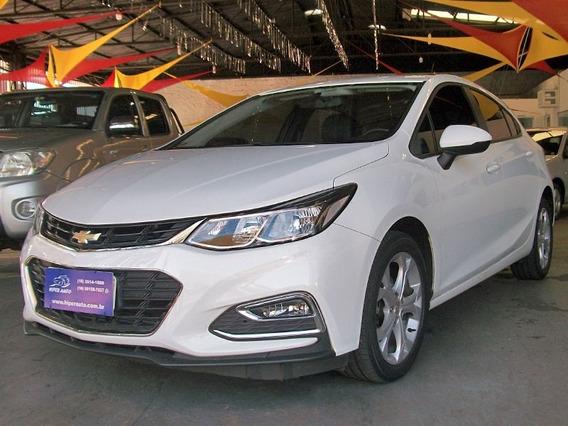 Chevrolet Gm Cruze Lt 1.4 Turbo Branco 2017