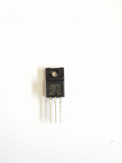 Transistor Stf28n60m2 Power Mosfet