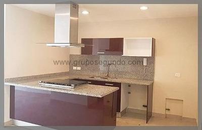 Renta Departamento Nuevo Zona Plaza Carso 2 Recamaras 24,300