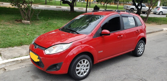 Ford Fiesta 1.6 Fly Flex 5p 2012
