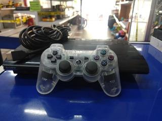 Consola De Ps3 500 Gb En Dd Cables De Conexión Y Un Control