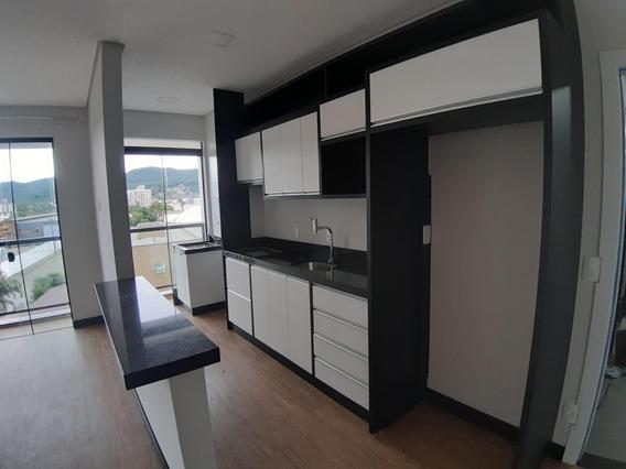 Apartamento Em Bom Retiro, Joinville/sc De 73m² 2 Quartos Para Locação R$ 1.900,00/mes - Ap277120