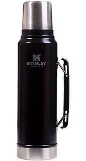Termo Stanley Clásico 1litro Negro Modelo 2020