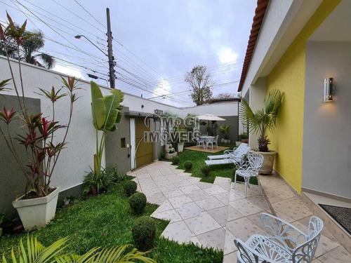 Imagem 1 de 15 de Casa Para Venda Em Mogi Das Cruzes, Alto Ipiranga, 3 Dormitórios, 3 Suítes, 5 Banheiros, 3 Vagas - So571_2-1213776