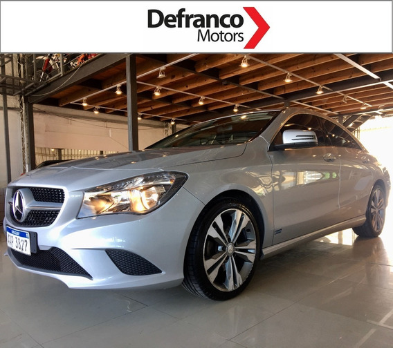 Mercedes Benz Cla 200 1.6t Permuta-financia Defranco Motors