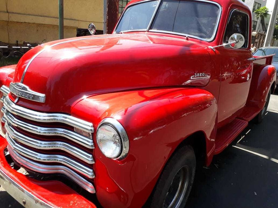 1953 Chevrolet Clasica Pick-up 3100