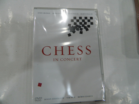 Dvd - Chess In Concert - Import