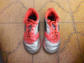 Zapatos adidas De Futsal Para Niños Talla 10 1/2