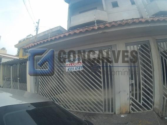 Locação Sobrado Sao Bernardo Do Campo Rudge Ramos Ref: 33383 - 1033-2-33383