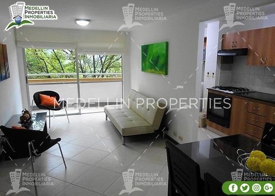 Apartamentos Y Casas Amobladas Por Dias En Medellin Cód:4243